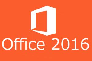 Office2016ロゴ